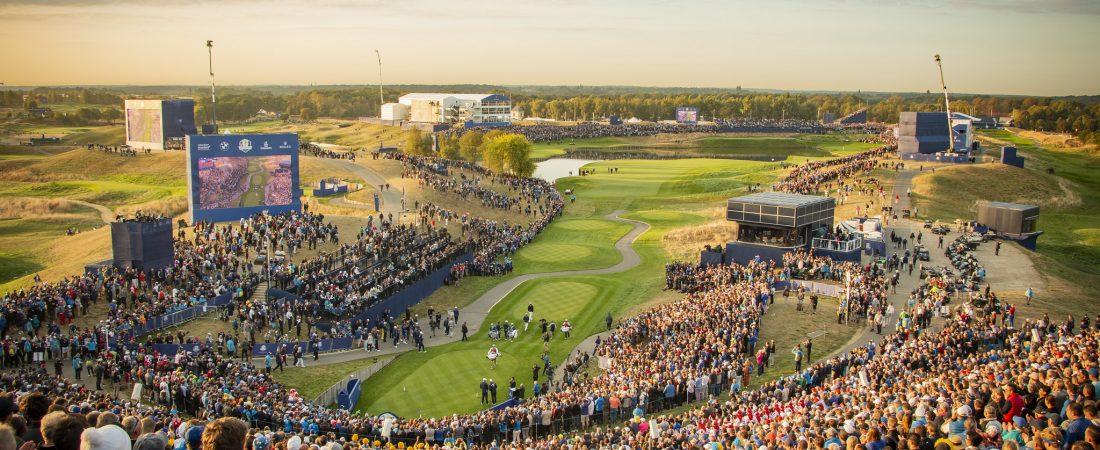 Developing grass roots golf