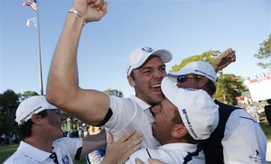 PGAs of Europe - Ryder Cup - European Team Win
