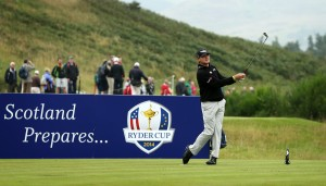 Johnnie Walker Championship at Gleneagles